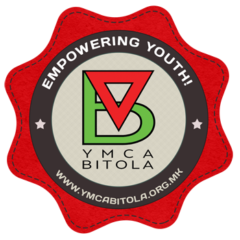 YMCA Bitola Sticker